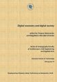 Digital economy and digital society