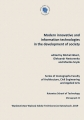 Modern innovative and information technologies in the development of society